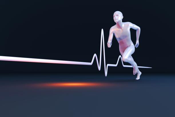 Tepová frekvence při hubnutí i zvyšování kondice