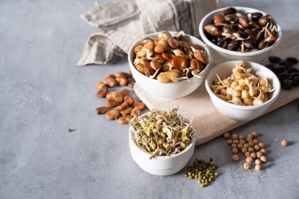 Klíčení zdar - luštěniny tím získají na chuti i zdraví