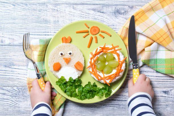 bílkoviny dětem