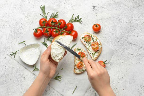 Tvaroh je důležitou součástí dětského jídelníčku