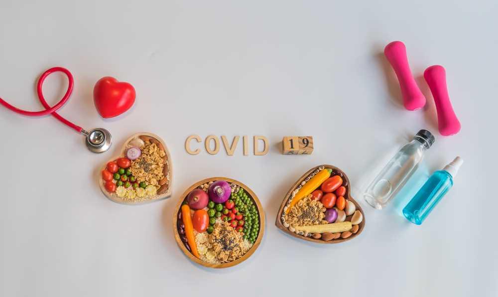 Covid-19 a výživa. Základní nutriční doporučení při léčbě a zotavení