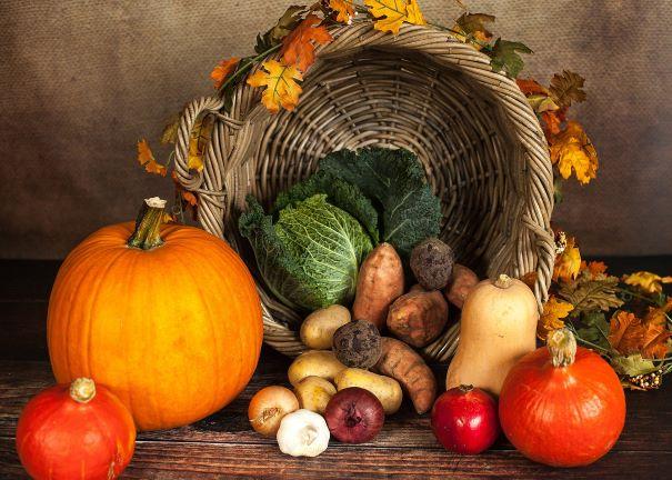 Co a jak jíst na podzim, abychom se cítili dobře?