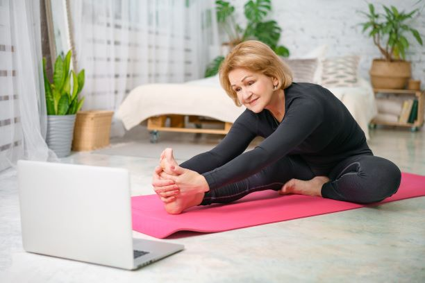online cvičení
