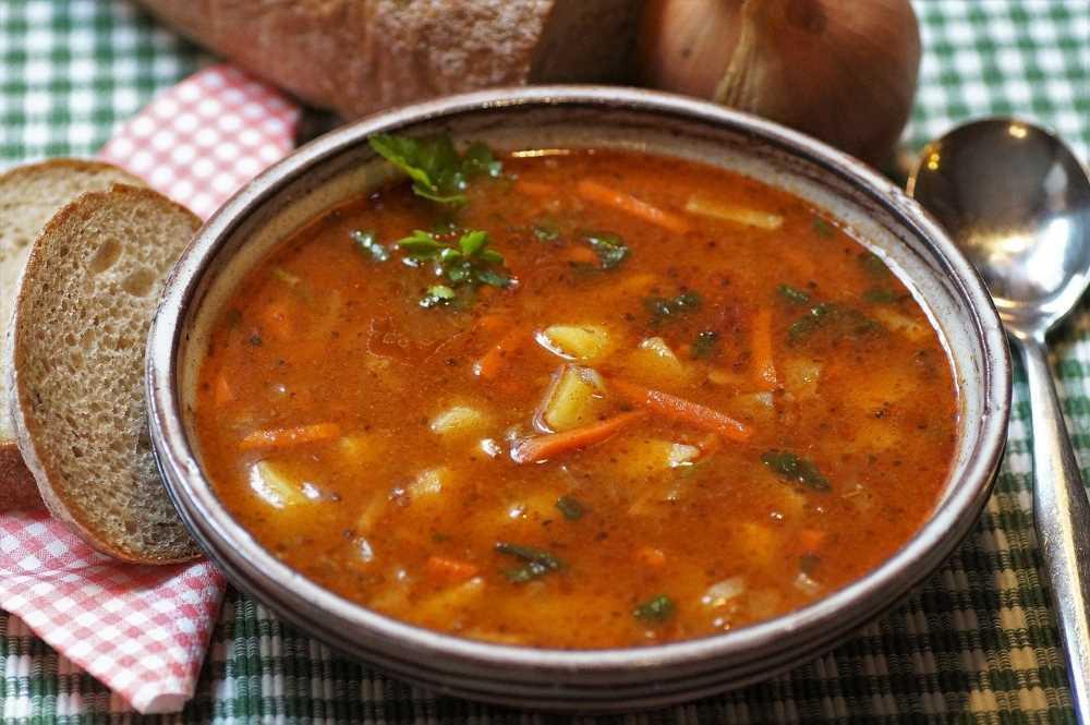 ANKETA - Soutěž: Jaké místo má polévka ve vašem jídelníčku?