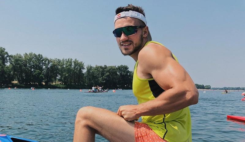 Martin Fuksa - Sport umí udělat spokojeného člověka, co je víc?