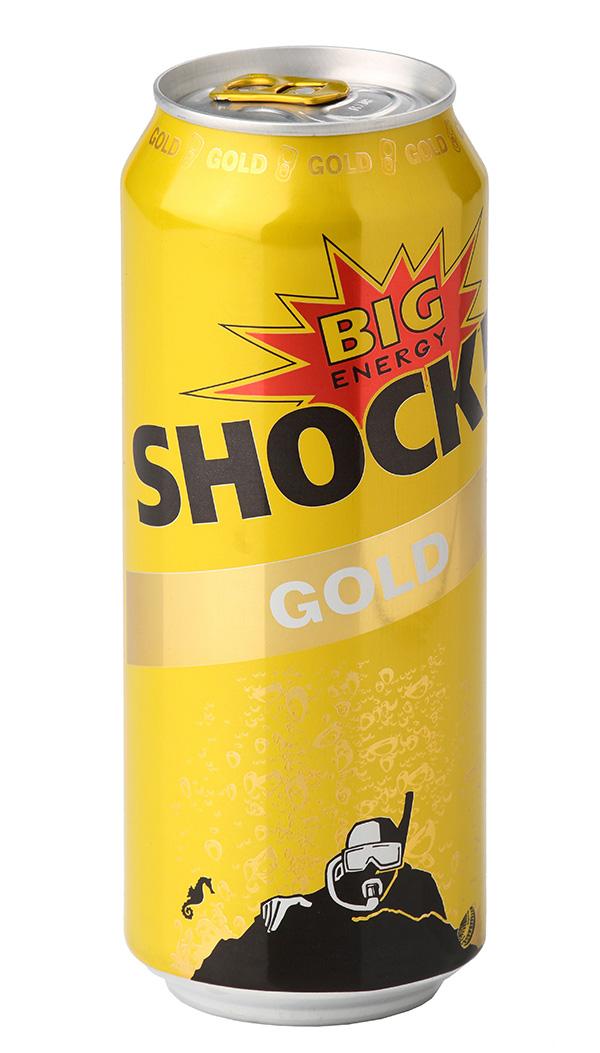 Big Energy Shock! Gold
