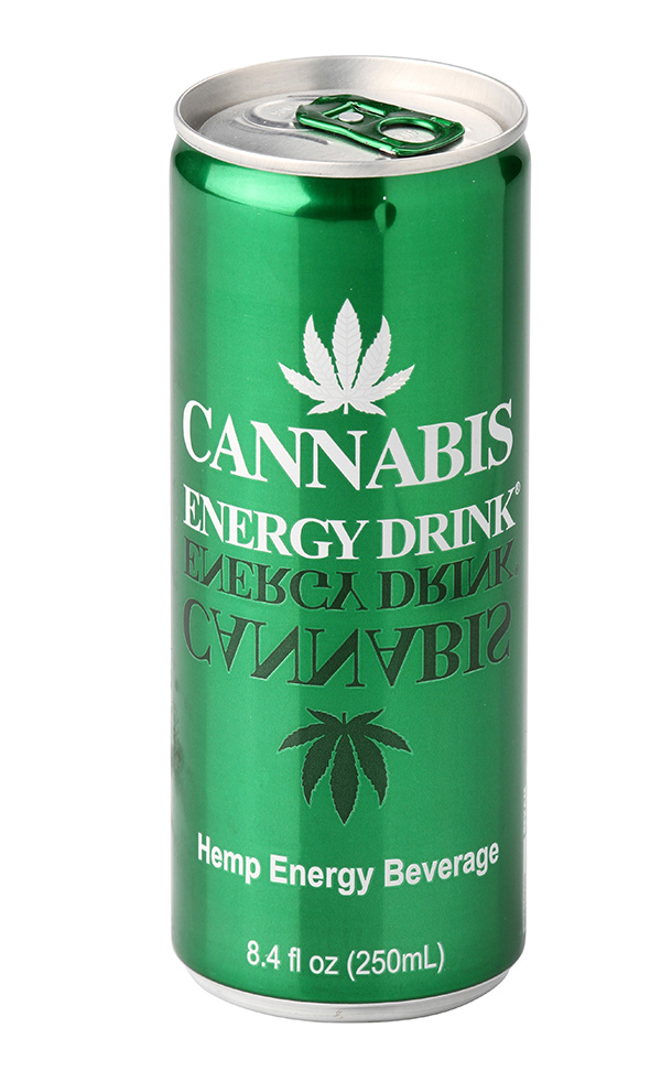 Canabis energy drink
