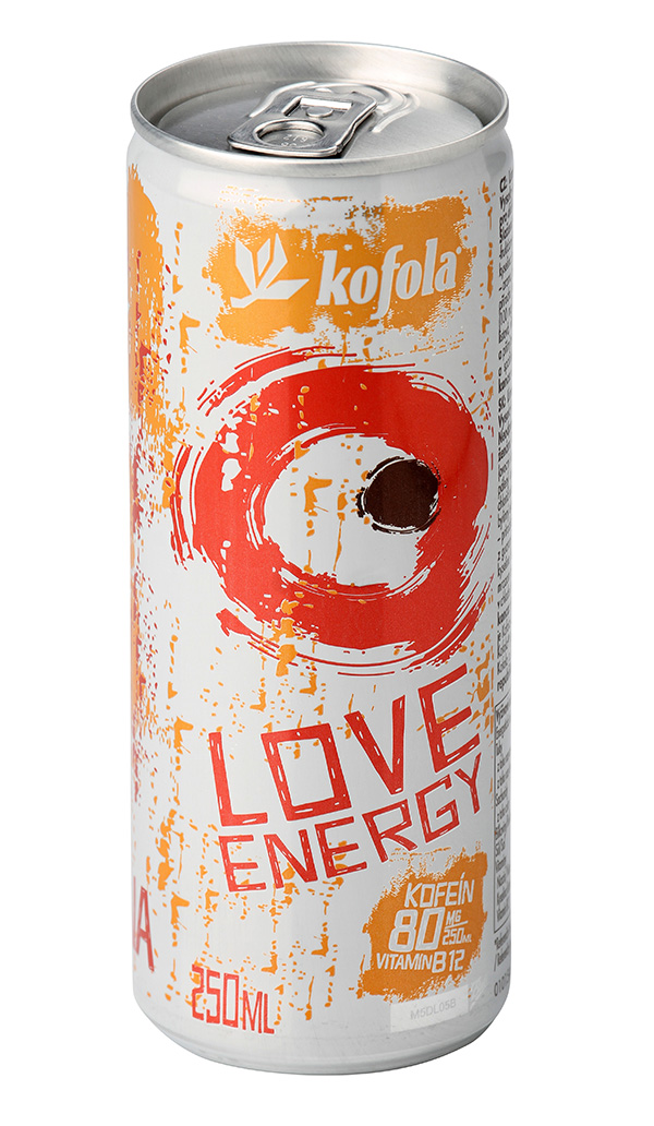 Kofola Love Energy