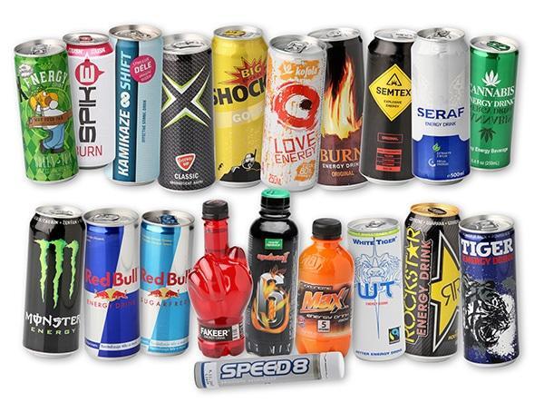 Velký test energetických nápojů
