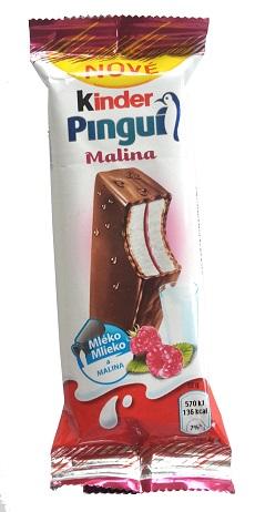 Kinder Pinqui Malina
