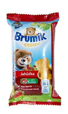 Opavia Brumík Jahůdka