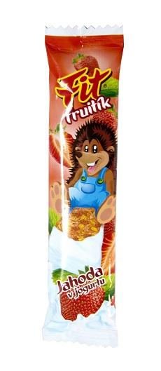 Fit Fruitik Jahoda v jogurtu