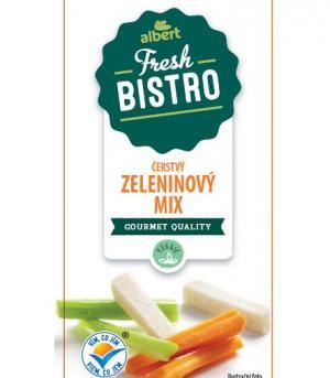 Fresh Bistro Čerstvý zeleninový mix 150 g
