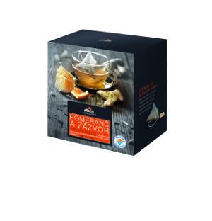 Zelený a bílý čaj pomeranč a zázvor, Albert Exclusive, 20 g