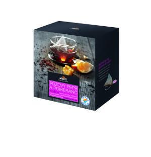 Rooibos růžový pepř a pomeranč, Albert Exclusive, 20 g