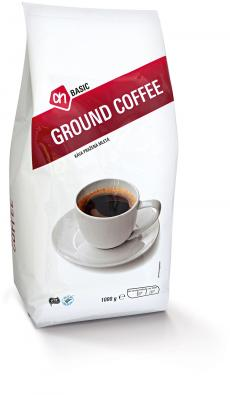 Albert Basic Roast Ground Coffe 1000 g