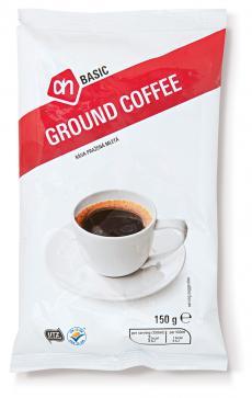 Albert Basic Roast Ground Coffe 150 g