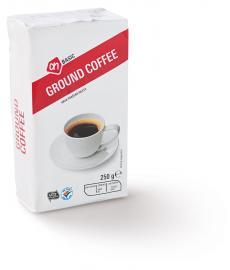Albert Basic Roast Ground Coffe 250 g