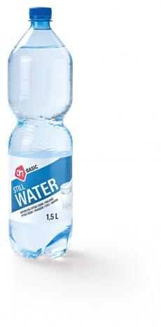 AQ voda neperlivá 1,5 l