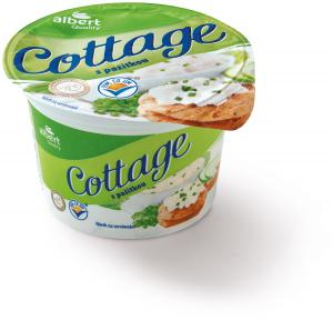 Albert Quality Cottage s pažitkou 150g