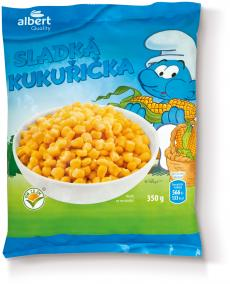 AQ Kukuřice sladká 350 g