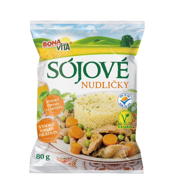 Sojové nudličky 80 g