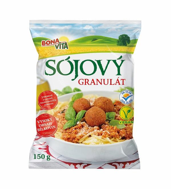 Sojový granulát 150 g
