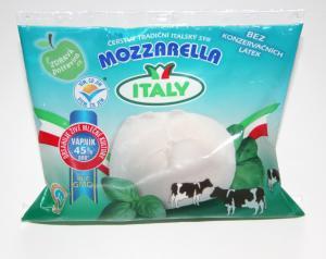 Mozzarella v nálevu 100 g