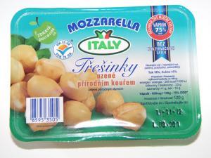 Mozzarella třešinky uzené 120 g