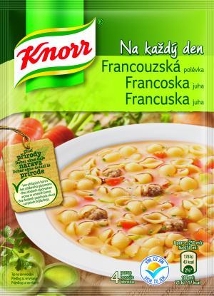 Knorr polévka Na každý den Francouzská 54g
