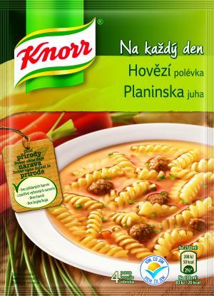 Knorr polévka Na každý den Hovězí, 54 g
