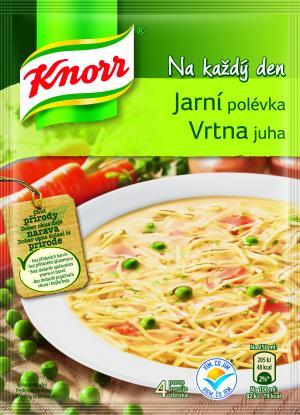 Knorr Polévka Na každý den Jarní 55 g