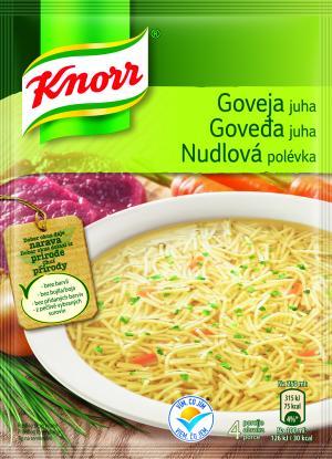 Knorr polévka Na každý den Nudlová 87g
