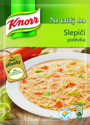 Knorr Polévka Na každý den Slepičí 81 g