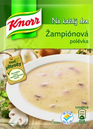 Knorr Polévka Na každý den Žampiónová 56 g
