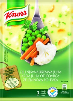 Krémová zeleninová polévka 54g