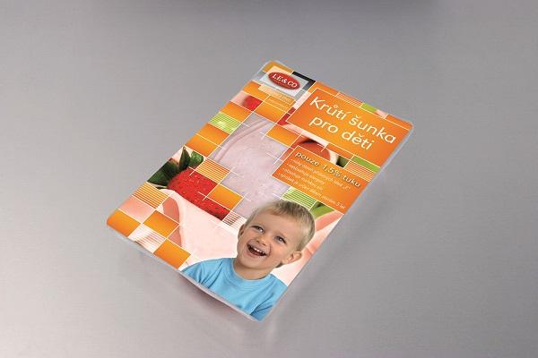 Krůtí šunka pro děti 100 g