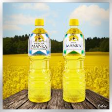řepkový olej, Manka