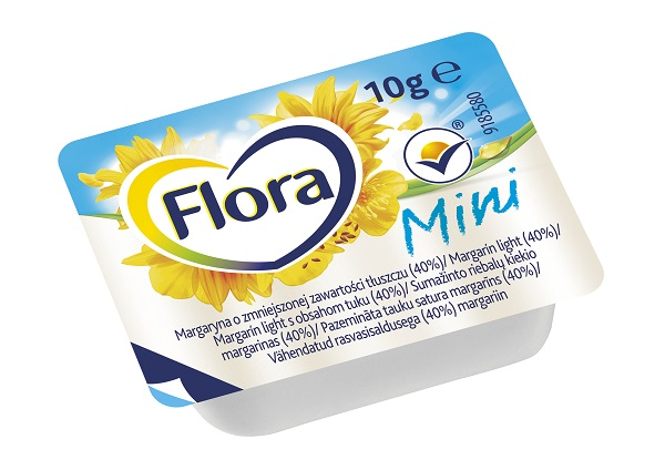 Flora Mini Portion pack 200 x 10 g