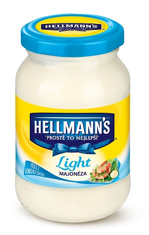 HELLMANN´S Majonéza Light 225 ml