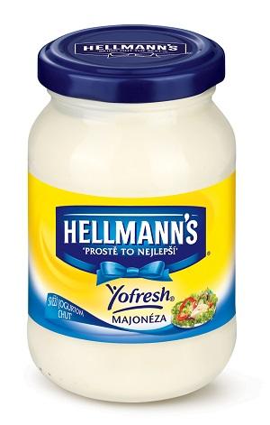 HELLMANN´S Yofresh majonéza 225 ml