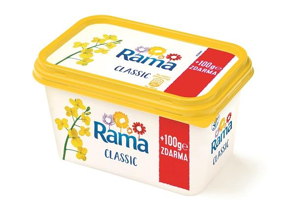 Rama classic 600 g