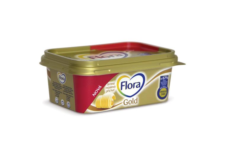 flora gold