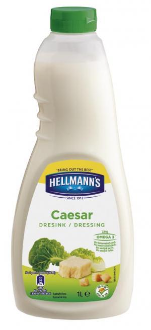 Hellman´s dresink Caesar dresink 1l