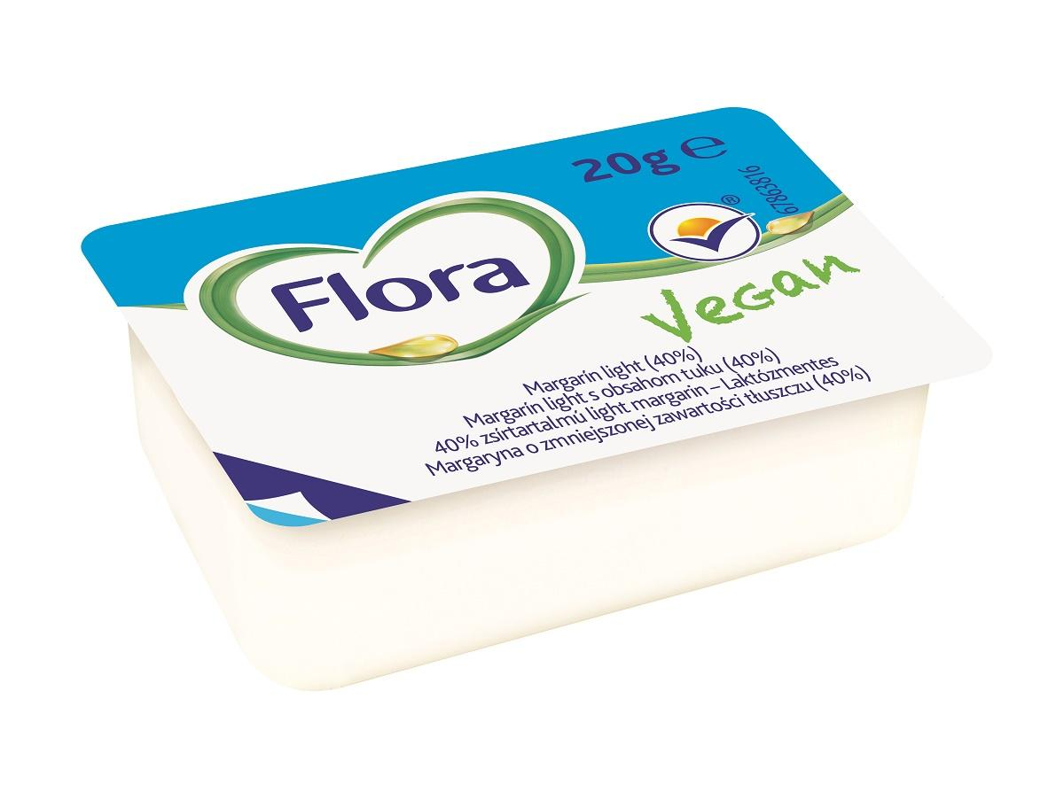 Flora Mini Portion pack 120 x 20 g