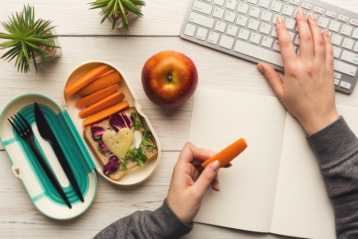 Zdravé jídlo do práce. Tipy & recepty