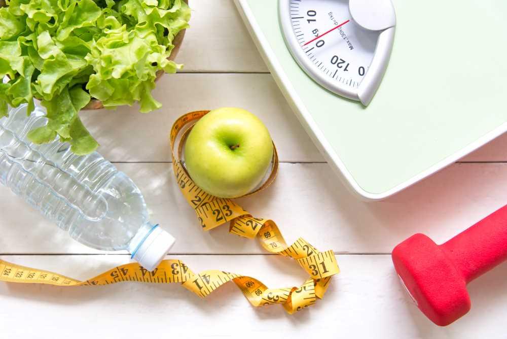 Zásady vyvážené redukční diety a doporučení k jejímu udržení