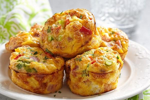 Velikonoční muffinová nádivka