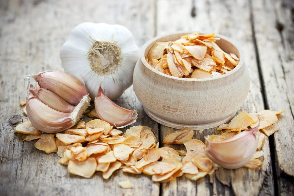 Česnek - dobře známá léčivá rostlina i koření