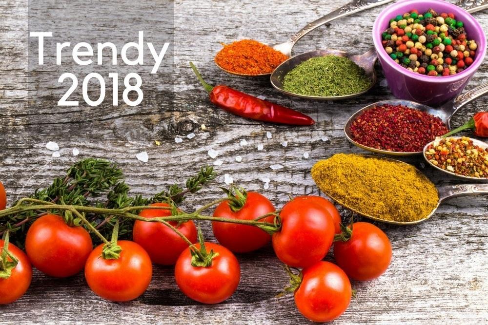 Trendy ve výživě 2018 aneb Co nás bude inspirovat?